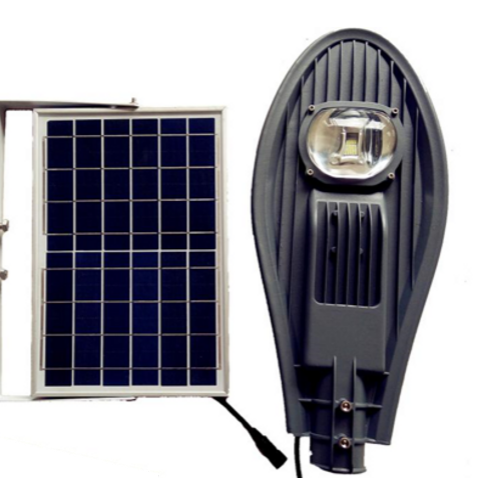CEZ-45 Poste Energia Solar LED 50 Watts LED - 330 Watts Equivalente
