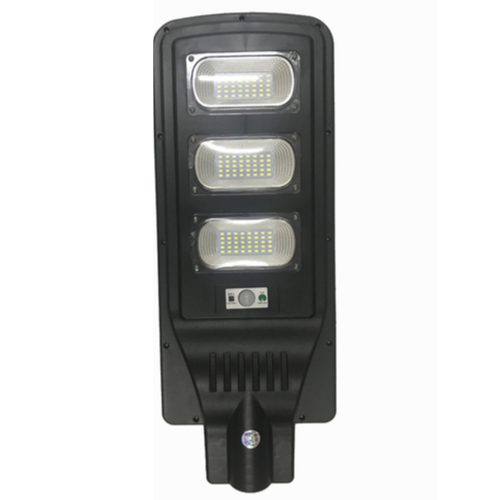Poste Solar 90 Watts LED 300 Watts Equivalente - Branco Frio